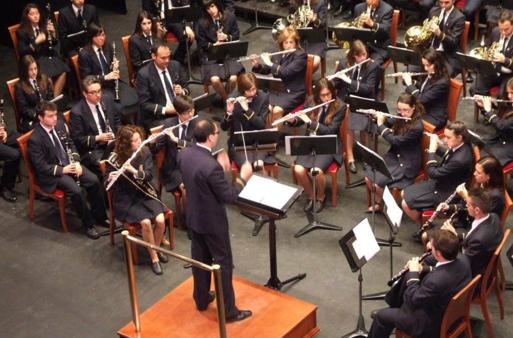 "XVI Festival de bandas de música ""Ciudad de Villena""."