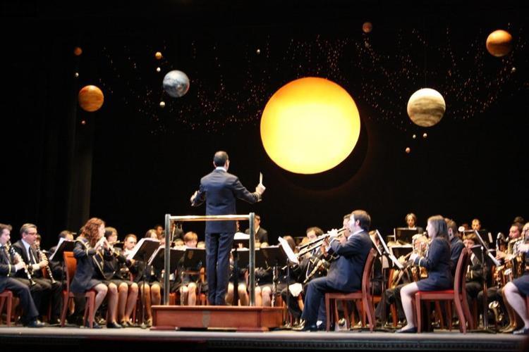 Concierto en honor a Santa Cecilia 2013