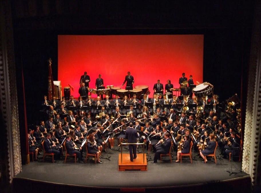 ¿Qué hace la Banda Municipal de Villena a lo largo de un año? – Llenarlo de Música.