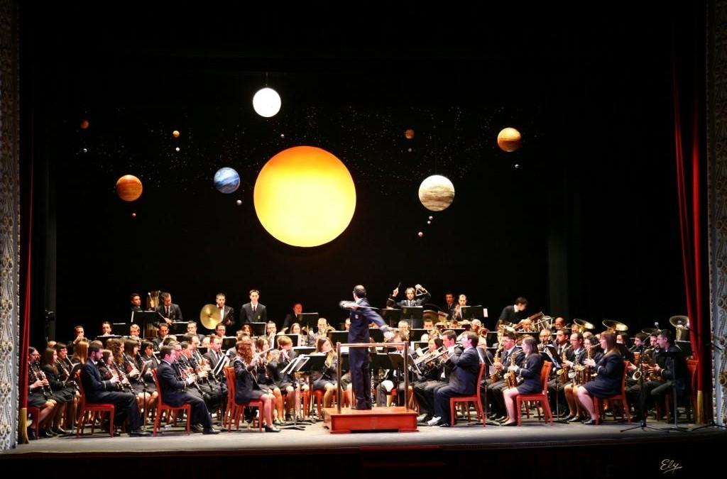 La Banda Municipal de Música de Villena celebra Santa Cecilia 2013 (II)