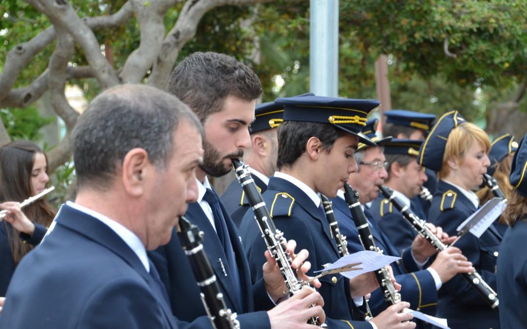 """XVII Festival de bandas de música """"Ciudad de Villena""""."""