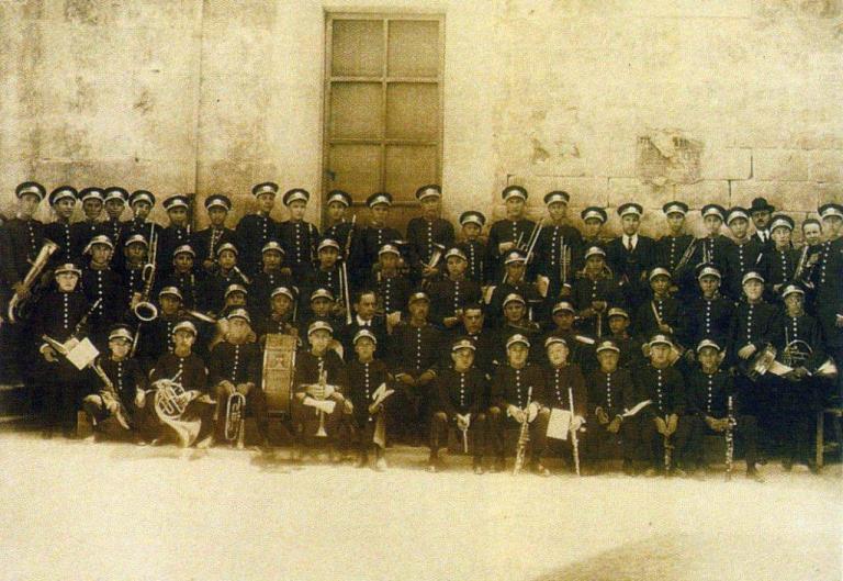 1925 BANDA MUNICIPAL DE MUSICA