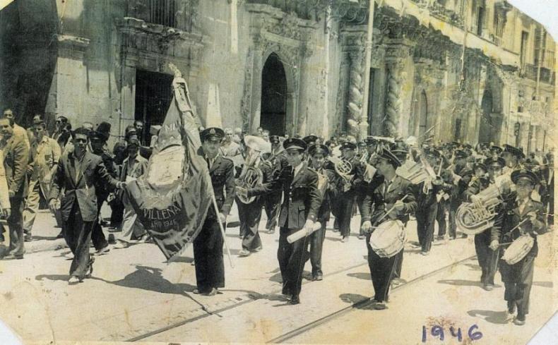 1946 - Desfile Alicante