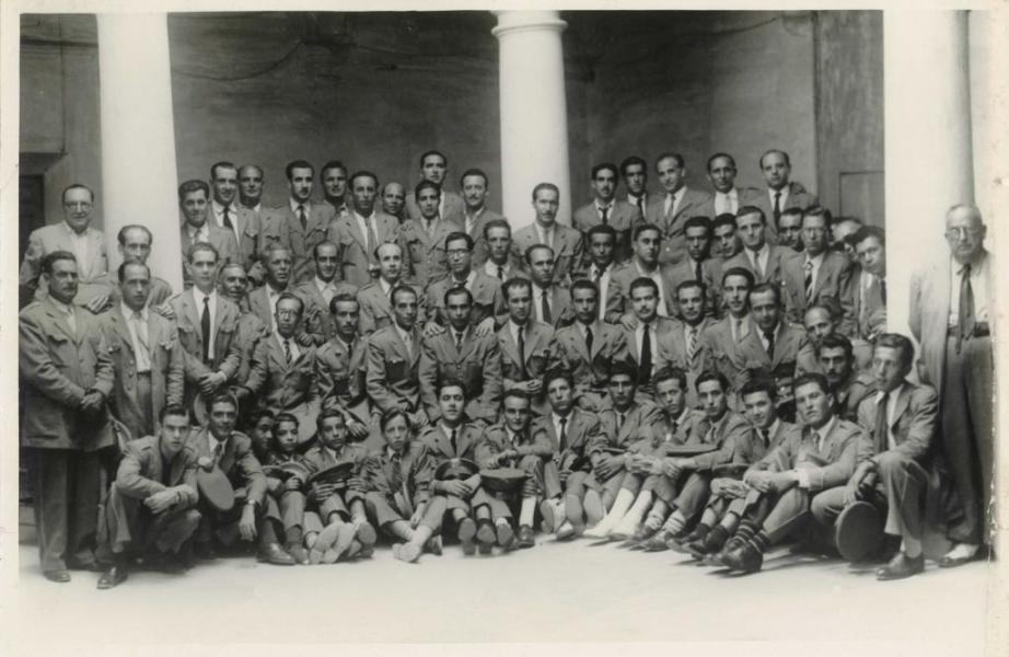 Banda Municipal de Villena 1950