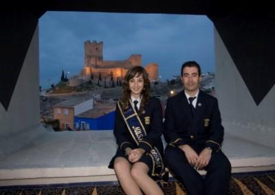 2007 <br> María Isabel Verdú Sánchez <br>  Pedro Martínez Hernández