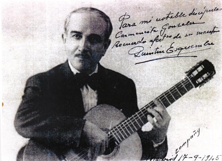 Quintín Esquembre Sáez (1885-1965) y el pasodoble «La Entrada»