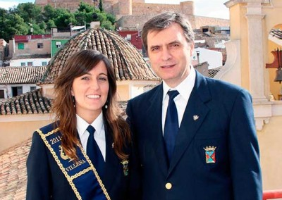 2011 <br> Amalia Gómez Tomás <br> Pepe Pérez Espinosa