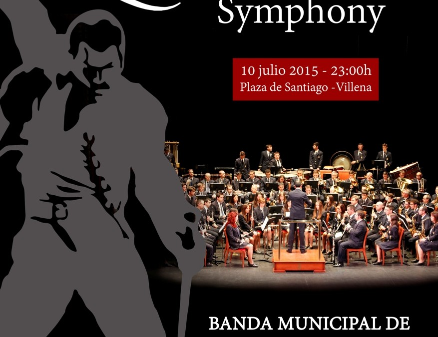 10 de julio en Villena: The Queen Symphony