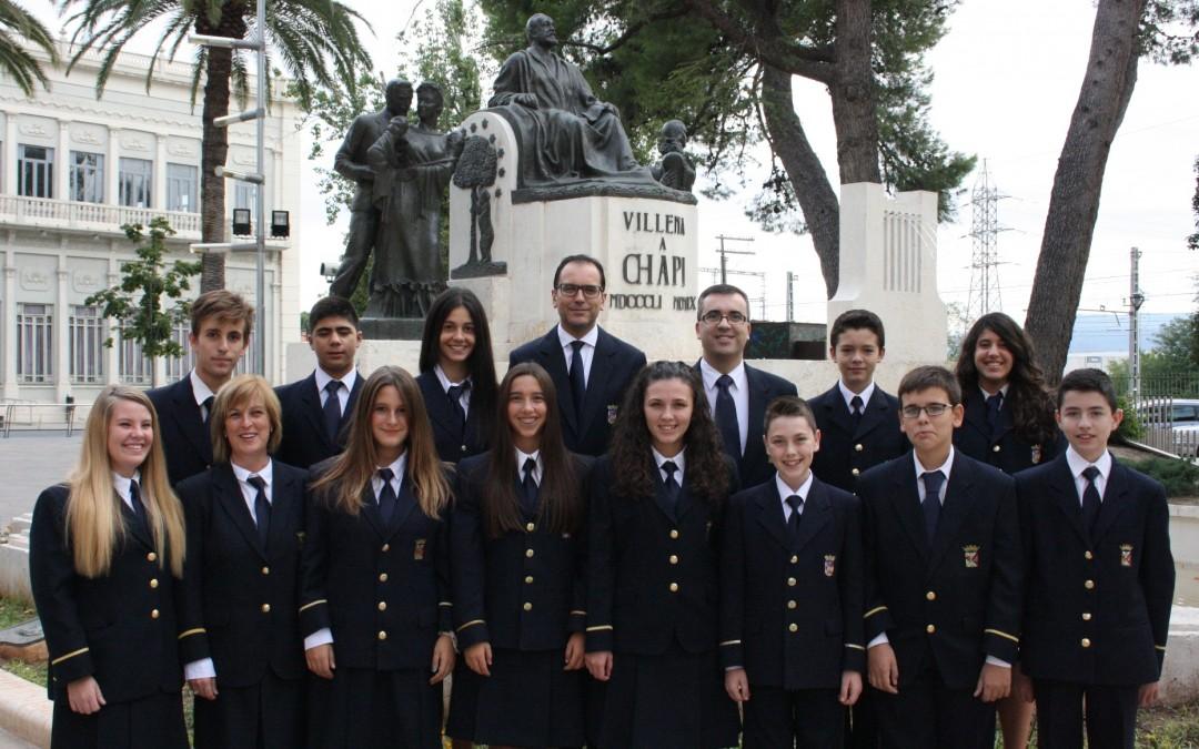 Nuevos Educandos 2015