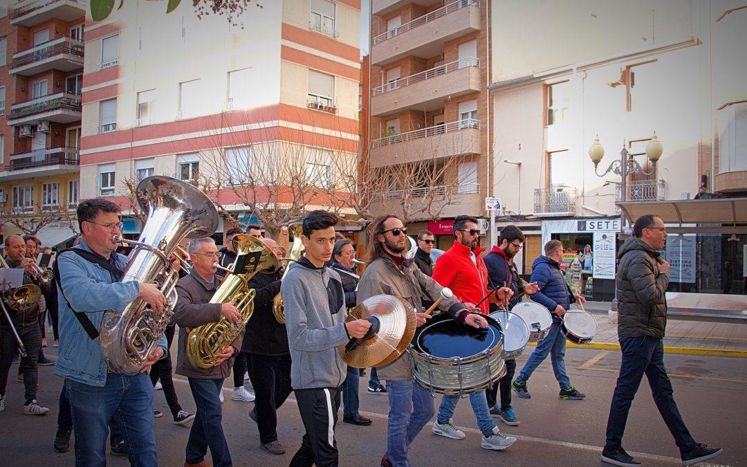 LA BANDA MUNICIPAL EN EL ECUADOR FESTERO-LA DIANA Y LA MISA